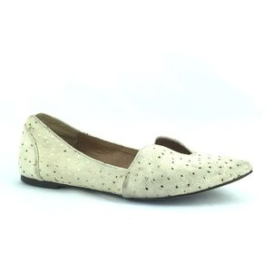 Anthropologie Lydia Cutout Loafers Flats Gee WaWa